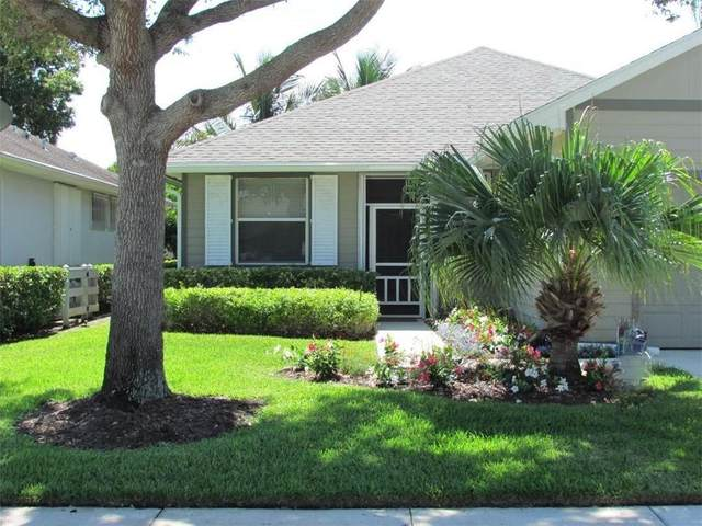 1815 Hawthorne Drive, Vero Beach, FL 32962 (MLS #246359) :: Team Provancher | Dale Sorensen Real Estate