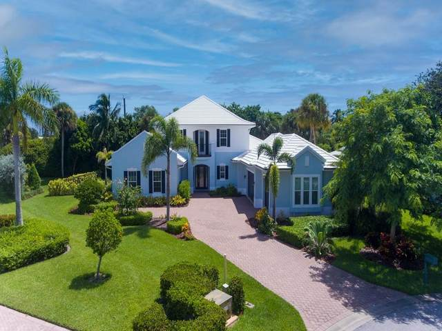 2273 W Ocean Oaks Circle, Vero Beach, FL 32963 (MLS #246367) :: Team Provancher | Dale Sorensen Real Estate