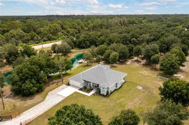14155 113th Street, Fellsmere, FL 32948 (MLS #246408) :: Team Provancher | Dale Sorensen Real Estate