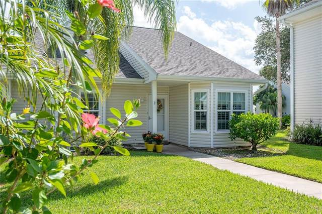1950 Westminster Circle 6-2, Vero Beach, FL 32966 (MLS #246458) :: Team Provancher | Dale Sorensen Real Estate