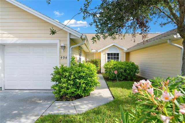 494 6th Street, Vero Beach, FL 32962 (MLS #246461) :: Kelly Fischer Team