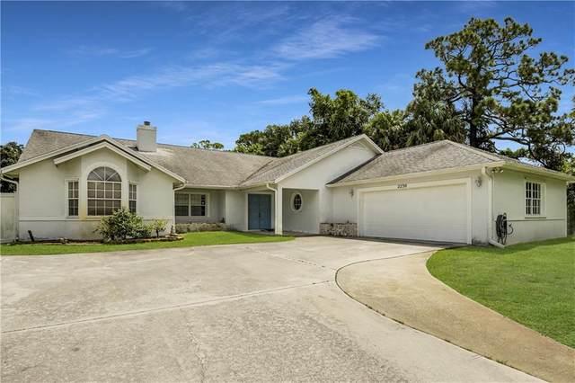 2230 81st Terrace, Vero Beach, FL 32966 (MLS #246477) :: Team Provancher   Dale Sorensen Real Estate