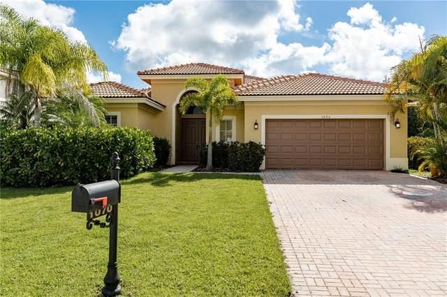 1070 Amethyst Drive SW, Vero Beach, FL 32968 (MLS #246485) :: Dale Sorensen Real Estate