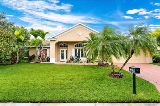 4705 Stephanie Lane SW, Vero Beach, FL 32968 (MLS #246494) :: Kelly Fischer Team