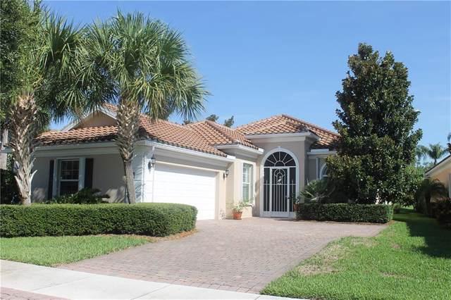 5175 Eleuthra Circle, Vero Beach, FL 32967 (MLS #246506) :: Dale Sorensen Real Estate