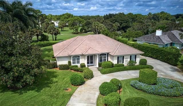 5805 Clubhouse Drive, Vero Beach, FL 32967 (MLS #246524) :: Kelly Fischer Team