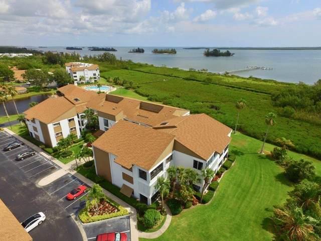 6165 S Mirror Lake Drive #105, Sebastian, FL 32958 (MLS #246543) :: Dale Sorensen Real Estate