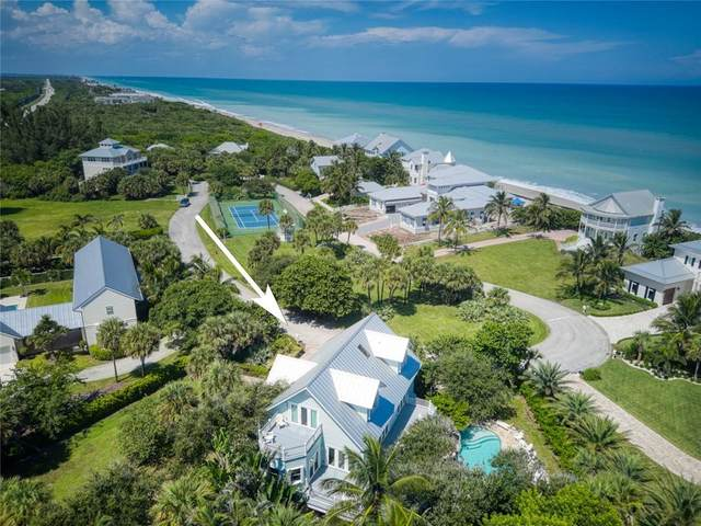 2305 Sanderling Lane, Vero Beach, FL 32963 (MLS #246566) :: Dale Sorensen Real Estate