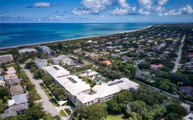 940 Turtle Cove Lane #106, Vero Beach, FL 32963 (MLS #246605) :: Kelly Fischer Team
