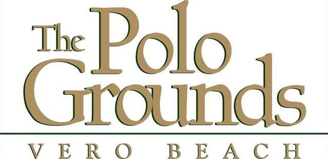 1071 W Polo Grounds Dr Drive W, Vero Beach, FL 32966 (MLS #246637) :: Dale Sorensen Real Estate