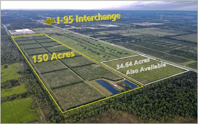 2400 102nd Avenue, Vero Beach, FL 32966 (MLS #246656) :: Dale Sorensen Real Estate