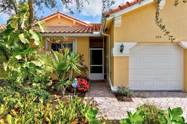 6505 Oxford Circle 103C, Vero Beach, FL 32966 (MLS #246660) :: Kelly Fischer Team
