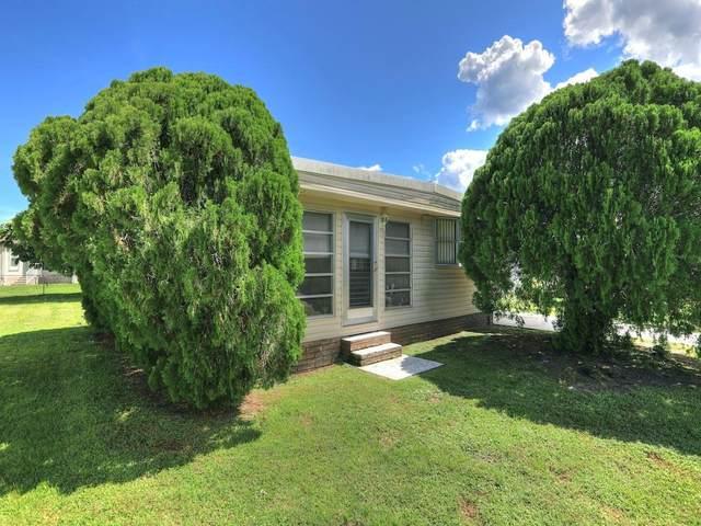 716 Lark Drive, Barefoot Bay, FL 32976 (MLS #246669) :: Billero & Billero Properties