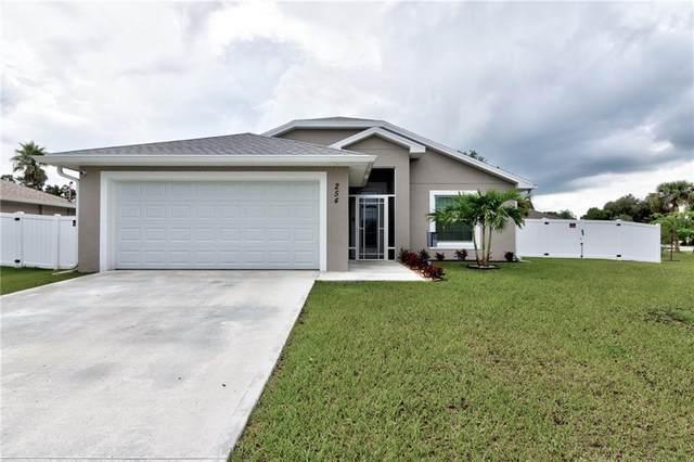 254 Caravan Terrace, Sebastian, FL 32958 (MLS #246702) :: Billero & Billero Properties