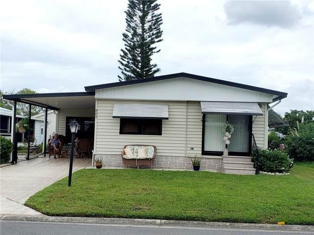805 Thrush Circle, Barefoot Bay, FL 32976 (MLS #246714) :: Billero & Billero Properties