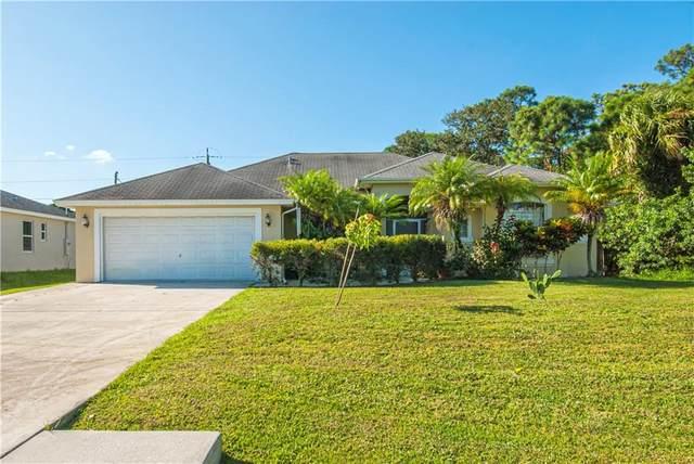 1066 SW Dartmouth Avenue, Port Saint Lucie, FL 34953 (MLS #246881) :: Kelly Fischer Team