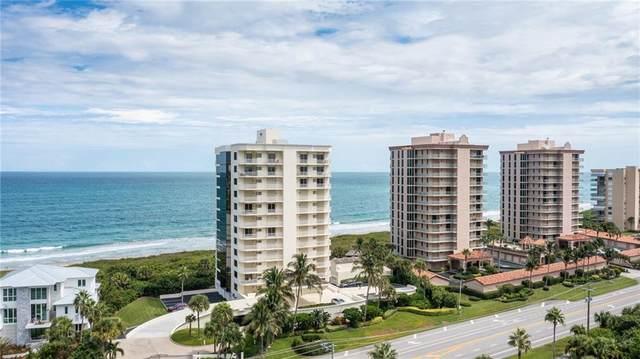 4400 N Highway A1a 9N, North Hutchinson Island, FL 34949 (MLS #246899) :: Billero & Billero Properties