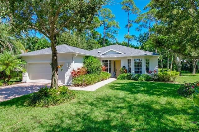 711 E Ocracoke SW, Vero Beach, FL 32968 (MLS #246915) :: Dale Sorensen Real Estate