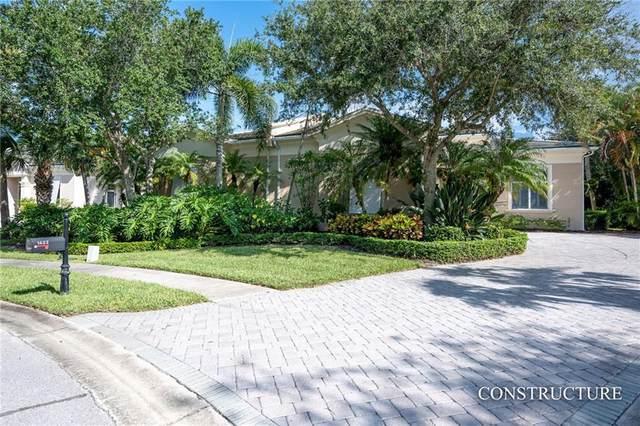 1622 Weybridge Circle, Vero Beach, FL 32963 (MLS #246985) :: Dale Sorensen Real Estate