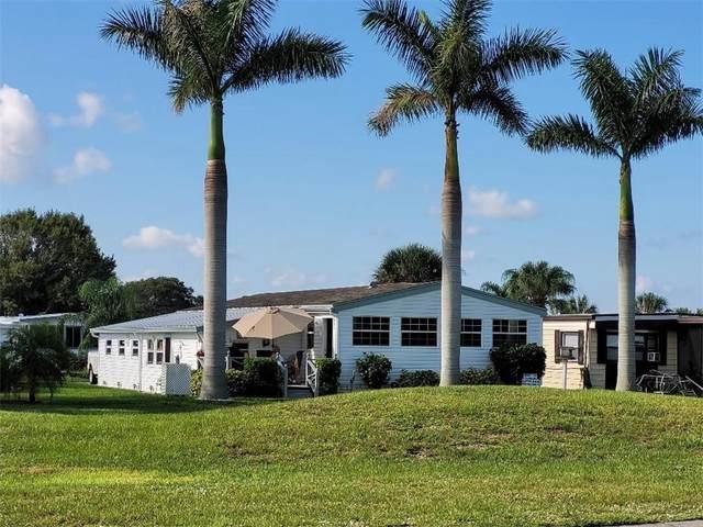 405 Egret Circle, Barefoot Bay, FL 32976 (MLS #247017) :: Kelly Fischer Team