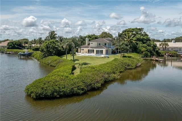 621 Lake Drive, Vero Beach, FL 32963 (MLS #247019) :: Kelly Fischer Team