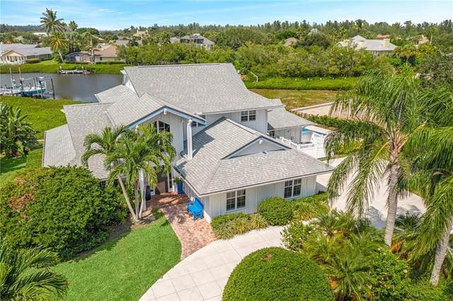91 Cache Cay Drive, Vero Beach, FL 32963 (MLS #247042) :: Kelly Fischer Team