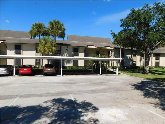 5 Plantation Drive #204, Vero Beach, FL 32966 (MLS #247089) :: Kelly Fischer Team