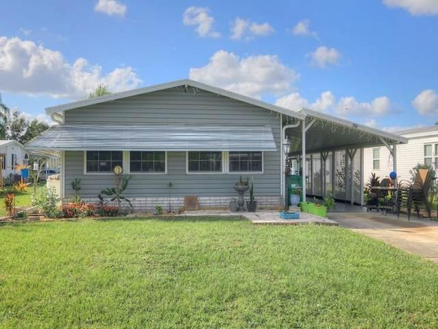 805 Lilac Drive, Barefoot Bay, FL 32976 (MLS #247102) :: Kelly Fischer Team