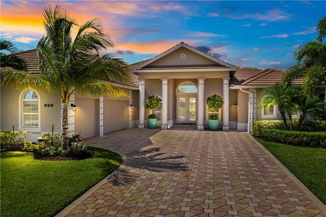 999 W Polo Grounds Drive, Vero Beach, FL 32966 (MLS #247116) :: Dale Sorensen Real Estate