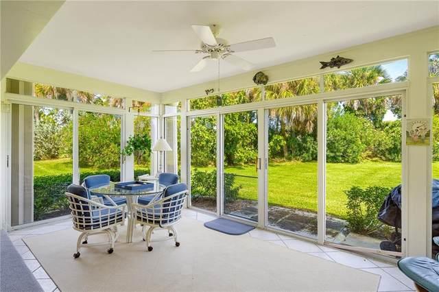 300 Harbour Drive 401F, Vero Beach, FL 32963 (#247157) :: The Reynolds Team | Compass