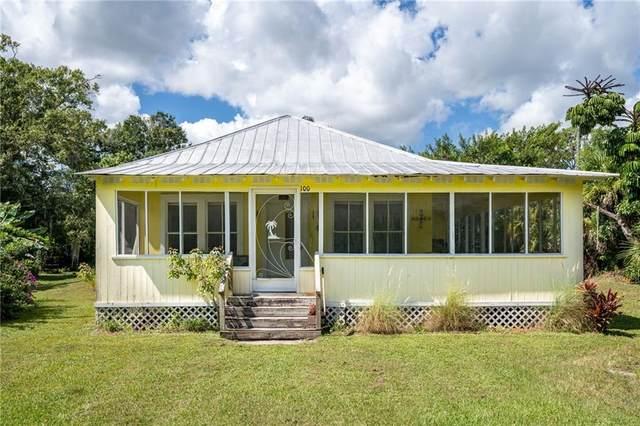 100 N Oleander Street, Fellsmere, FL 32948 (MLS #247160) :: Dale Sorensen Real Estate