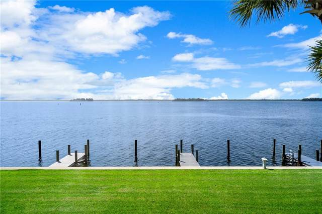 1001 Bay Road 208-C, Vero Beach, FL 32963 (#247167) :: The Reynolds Team   Compass