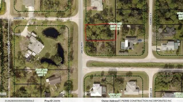 9326 104th Avenue, Vero Beach, FL 32967 (MLS #247192) :: Dale Sorensen Real Estate