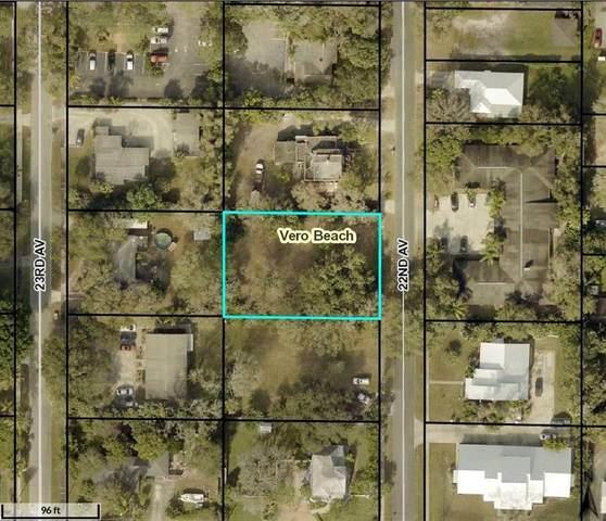 1925 22nd Avenue, Vero Beach, FL 32960 (MLS #247204) :: Team Provancher   Dale Sorensen Real Estate