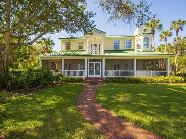 13895 N Indian River Drive, Sebastian, FL 32958 (MLS #247229) :: Dale Sorensen Real Estate