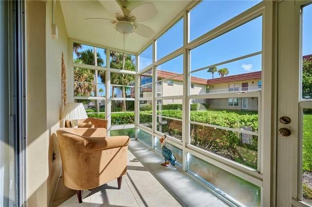 20 Vista Gardens Trail #103, Vero Beach, FL 32962 (MLS #247295) :: Dale Sorensen Real Estate