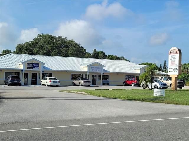 307 Barefoot Boulevard, Barefoot Bay, FL 32976 (MLS #247333) :: Kelly Fischer Team