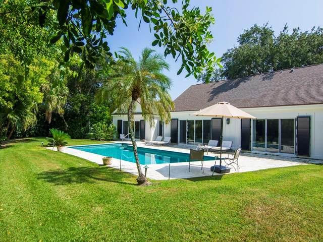100 River Oak Lane, Indian River Shores, FL 32963 (MLS #247393) :: Billero & Billero Properties