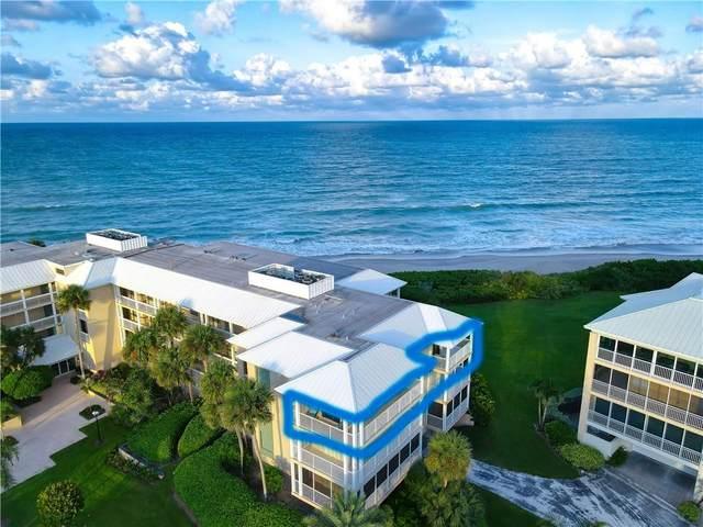 8830 S Sea Oaks Way #309, Vero Beach, FL 32963 (MLS #247405) :: Kelly Fischer Team
