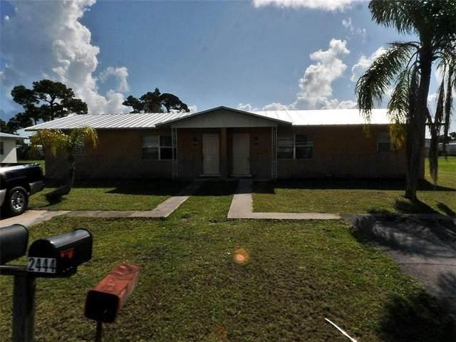 2444 Seneca Avenue, Fort Pierce, FL 34946 (MLS #247477) :: Kelly Fischer Team
