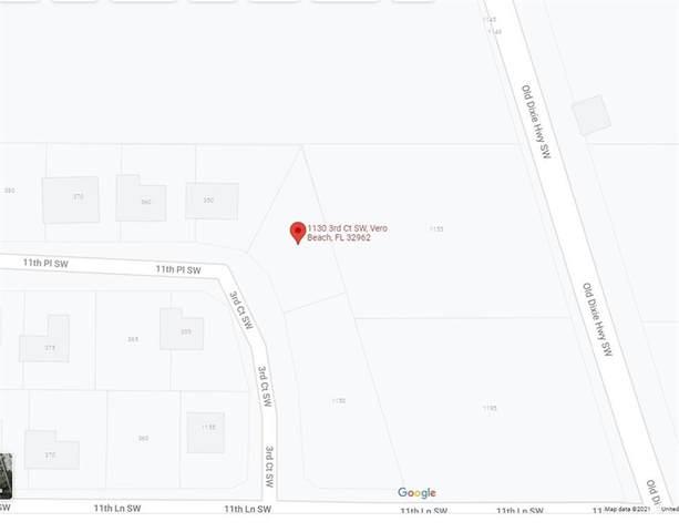 1130 3rd Court SW, Vero Beach, FL 32962 (MLS #247558) :: Kelly Fischer Team