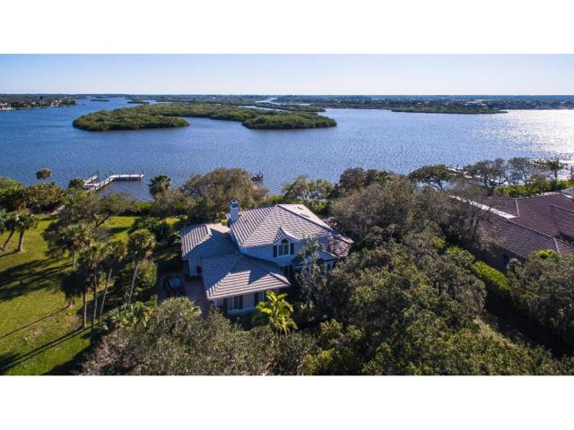 120 Twin Island Reach, Vero Beach, FL 32963 (MLS #167639) :: Team Provancher | Dale Sorensen Real Estate
