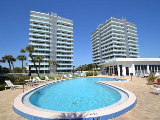 3554 S Ocean Dr #1102, Vero Beach, FL 32963 (MLS #188988) :: Billero & Billero Properties