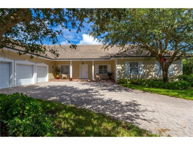 2105 W Beachside Lane, Vero Beach, FL 32963 (MLS #190949) :: Billero & Billero Properties