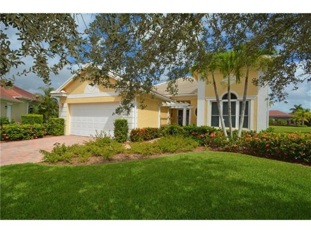 4336 Summer Breeze Terrace, Vero Beach, FL 32967 (MLS #193388) :: Team Provancher | Dale Sorensen Real Estate