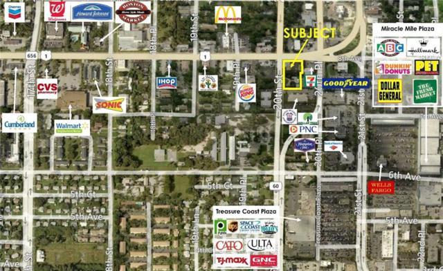 2022 Us Highway 1, Vero Beach, FL 32960 (MLS #193613) :: Billero & Billero Properties