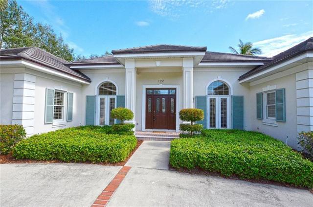 120 Riverway Drive, Vero Beach, FL 32963 (MLS #200504) :: Billero & Billero Properties