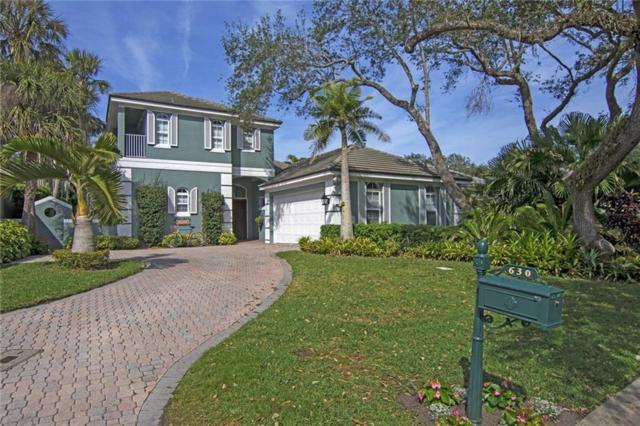 630 Sable Oak Lane, Vero Beach, FL 32963 (MLS #200837) :: Billero & Billero Properties