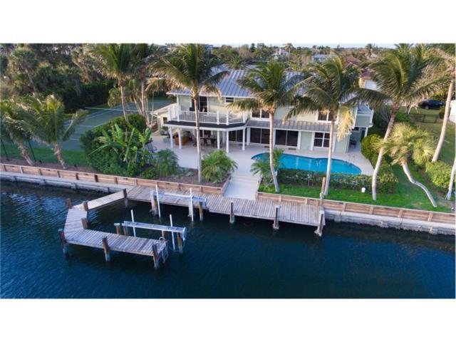 27 Dolphin Drive, Vero Beach, FL 32960 (MLS #201084) :: Billero & Billero Properties