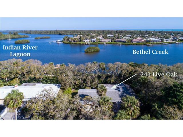 241 Live Oak Road, Vero Beach, FL 32963 (MLS #201238) :: Billero & Billero Properties